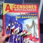 Revista Ascensores y Montacargas